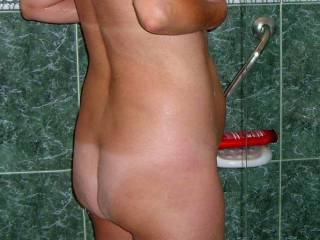 Shower time..............