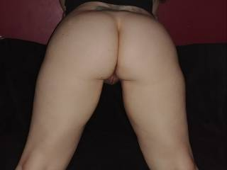 My wife'sexy round ass!