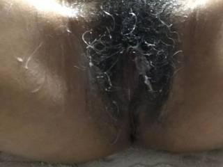 After first cum
