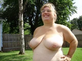 My wifes tits look similar. I love them. mmmm