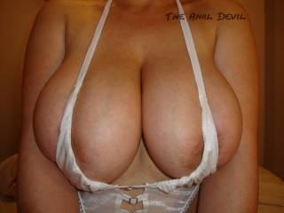 Erika and her big tits. Enjoy the video on my profile.