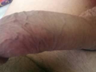 Now slide that tight wet pussy along my big fat hard cock