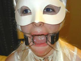 Stupid Sub slut Cindy pays the price for running her mouth. A good deep ass fucking was her delicious punishment...