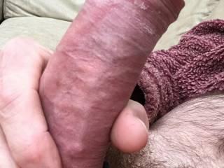 Playing in new pink panties :)