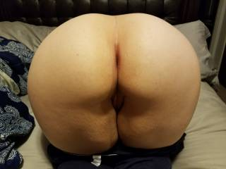 My wifes ass 1