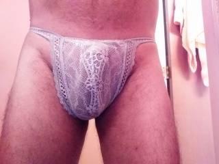 New undies,  like them ?