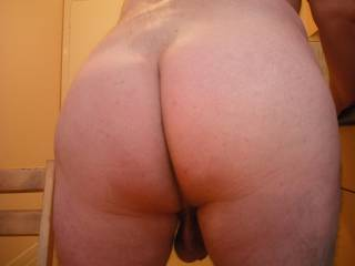 thats a fine ass we both love it  I wanna suck your cock till you cum as my wifesucks your balls  Interested?
