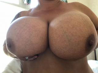 Wifes fantastic tits