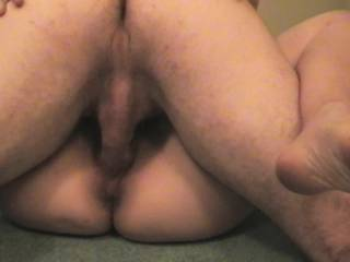 I can almost feel that on my own cock...some of the views and angles were just perfect. Gorgeous pussy.....a cunt-lover's delight!