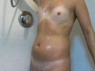 i d love to make a big hot juicy cum tribute on u...would u desire it?ask me ;)