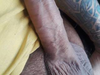 Here's my long thick cock for every woman out there.