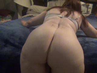 my big butt is a PERFECT place to fuck and cum on or in..what would YOU do?
