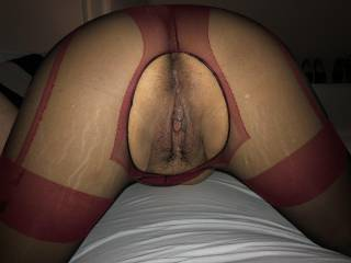 She is so horny and shows her horny side. Wants her big pussylips to get licked