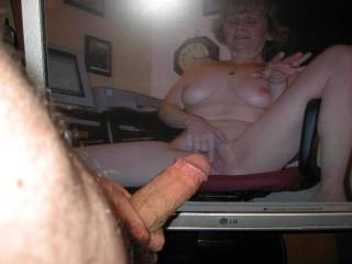 tribute to mature pussy
