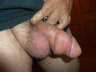 nice thick pumped cock, Mrscc105 loves a pumped cock now and then to really fill her,