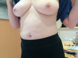 such beautiful, creamy white titties