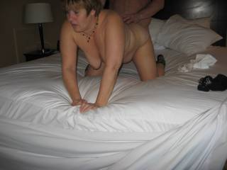 Getting some hotel sex