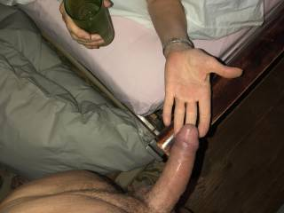 Enjoying a lazy morning together after great sex, would you think so ?