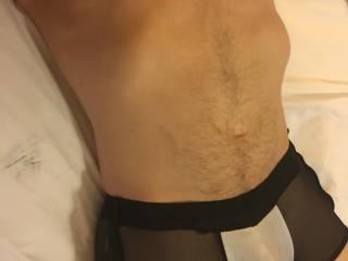 Sexy undies I bough him
