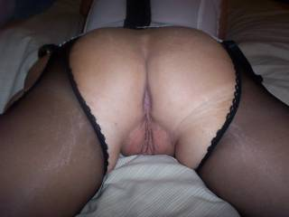 With a fat pussy and thick ass like that she can get this BBC,If your close and have an intrest hit me up,She can get plenty of this tongue and BBC,It would be a pleasure.