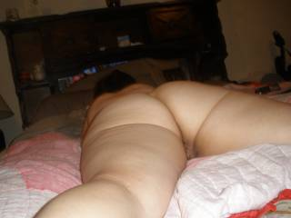 isn\'t my as a good place to rub your cock on my ass crack?