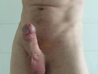 One hard red hairy dick for you ;) do you like it ?