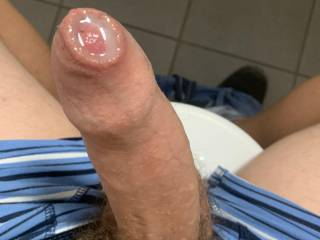 I just cum without touching my dick