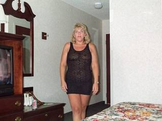 Found an older picture of Mrs Daytonohfun from here on zoig...she's been a swinger shared wife for awhile and has enjoyed every cock she's ever sucked or fucked!