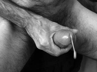 Perfect! Now just hold it over my mouth and let me taste you!
