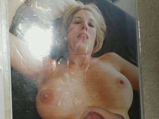 Cum tribute for Jenny
