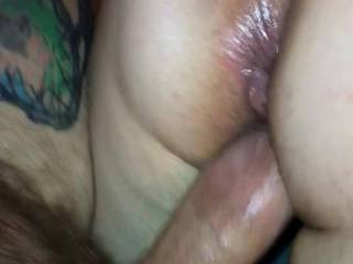 What do you think of this video? I was supposed to fuck Kiki in the ass after this but her poor little butthole is still sore from the last time I stretched and stuffed it with my fat cock.  Do you want to see Kiki take my fat cock in her ass?