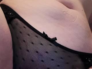 Horny in my new undies