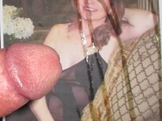 Fantastic stiff nipples, I love the whore lingerie!