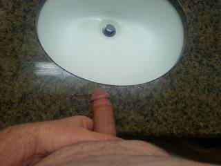freshly shaved cock, balls and body so I took a pic