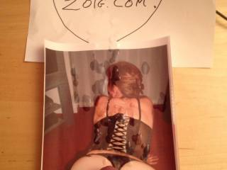 A cum tribute for someone on Zoig - done in a previous life!