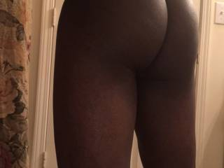 My juicy butt ready to be fucked by a bbc
