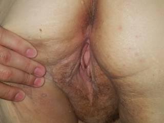 Hot wet tight bbw pussy. I fuck it hard and often