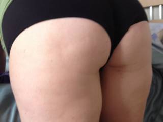 Is my wife\'s ass too big?