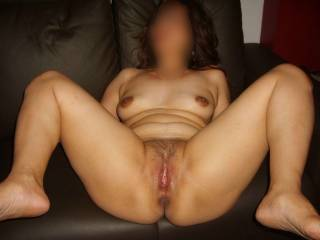 you have the perfect pussy for eating out. it would be a pleasure to bury my face in your perfect pussy