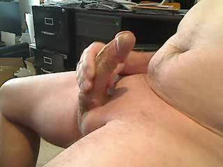 Loved it  a great cock  and awesome cum  Loved how your ballas drawed up like mine do when I shoot.  Wife and I fucked wacthing you cum for us  Thanks  Cant wait to see more