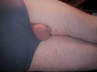 ass and balls/tiny penis