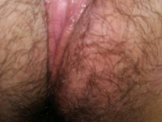 Wet pussy waiting for you.