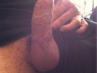I would love to get fucked by your thick cock.