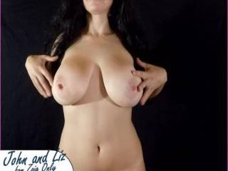 GREAT VIDEO! Love her BBBs (Big Beautiful Breasts) She could make a fortune working in a club. We'd certainly bring more than dollar bills - more like $20s