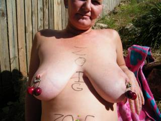 super tits and love the cherries