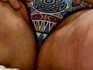 Me in my sexy girlie gstring panties;)