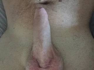 Love the hubbys uncut Cock!!