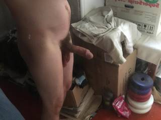 My husband's cock