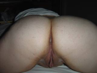 I just got done with my wife.  She wanted me to cum in her ass, and I obliged.  Do you folks like?