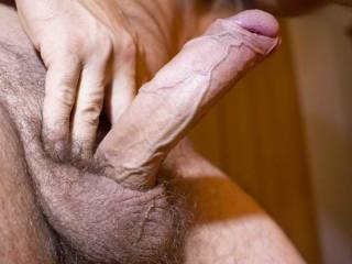 Your big cock is suckable to the last drop of cum...